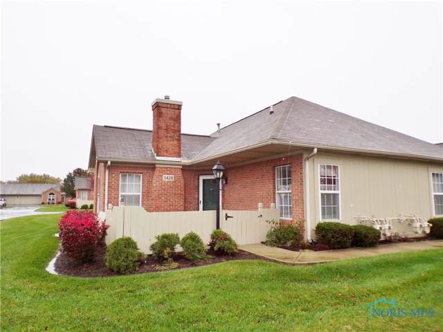 3428 Bayberry #3428, Oregon, OH 43616 (MLS #6047252) :: Key Realty