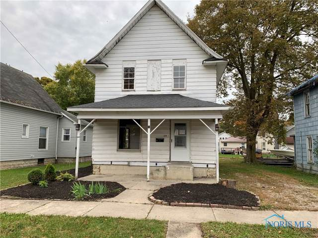 519 S Monroe, Montpelier, OH 43543 (MLS #6047400) :: RE/MAX Masters