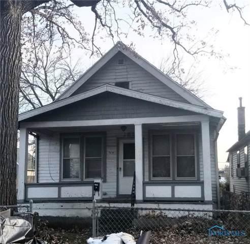 1611 Fernwood, Toledo, OH 43607 (MLS #6048072) :: The Kinder Team