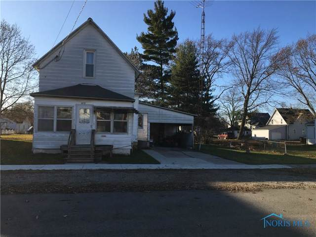 417 S Pleasant, Montpelier, OH 43543 (MLS #6048151) :: RE/MAX Masters