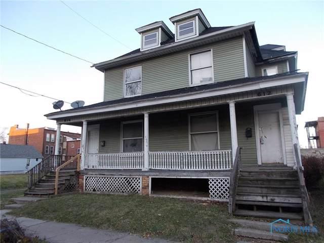 612 Walnut, Toledo, OH 43604 (MLS #6048168) :: RE/MAX Masters