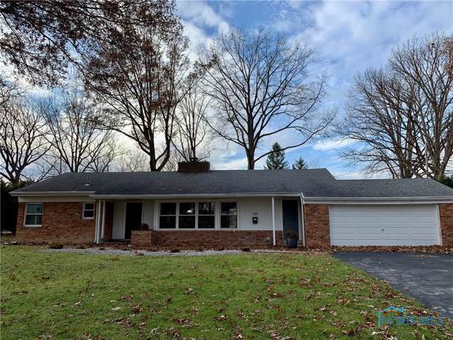 749 W Carisbrook, Maumee, OH 43537 (MLS #6048288) :: RE/MAX Masters