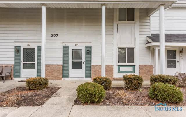 357 Wrexham #103, Maumee, OH 43537 (MLS #6048292) :: RE/MAX Masters