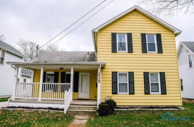 215 S Maple, Bowling Green, OH 43402 (MLS #6048436) :: Key Realty