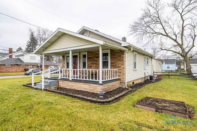 1054 Scott, Maumee, OH 43537 (MLS #6049000) :: Key Realty
