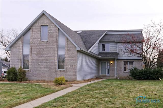 201 Harvest, Waterville, OH 43566 (MLS #6049187) :: Key Realty