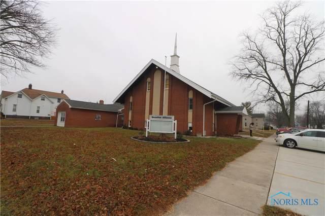 113 Franklin, Swanton, OH 43558 (MLS #6049342) :: Key Realty