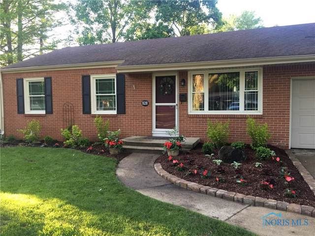 828 Cherry, Waterville, OH 43566 (MLS #6049391) :: The Kinder Team