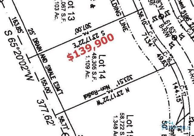 Lot 14 Witte Walk, Whitehouse, OH 43571 (MLS #6049429) :: RE/MAX Masters