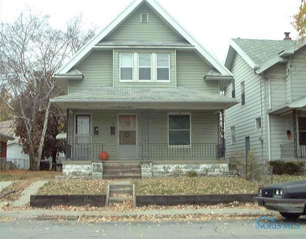 708 Spencer, Toledo, OH 43609 (MLS #6049514) :: Key Realty