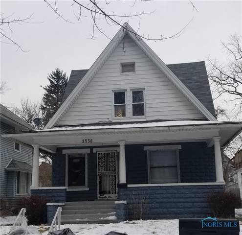 2536 Lawrence, Toledo, OH 43610 (MLS #6049548) :: Key Realty