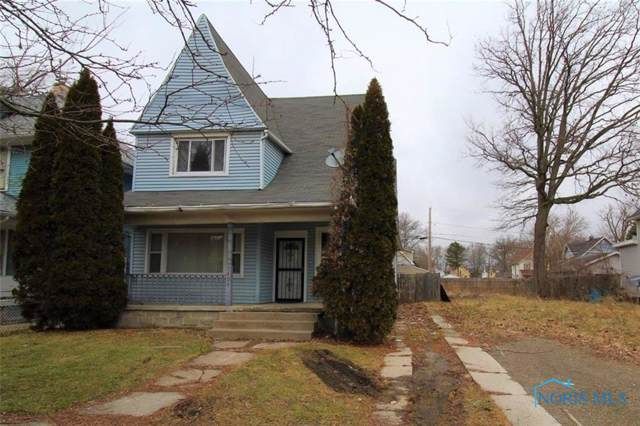 1404 Lincoln, Toledo, OH 43607 (MLS #6049894) :: The Kinder Team