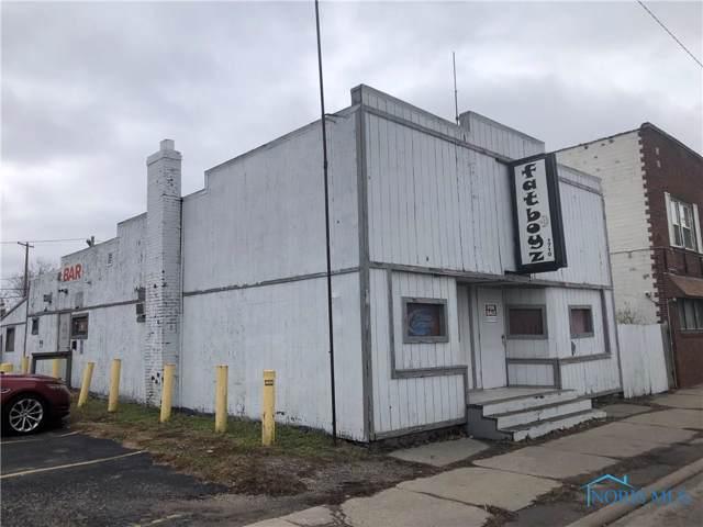 1710 Woodville, Toledo, OH 43605 (MLS #6050023) :: Key Realty