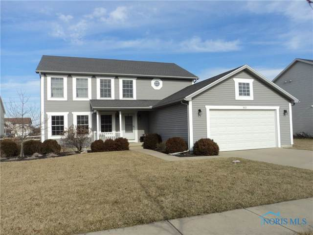 802 Roscommon, Bowling Green, OH 43402 (MLS #6050031) :: The Kinder Team