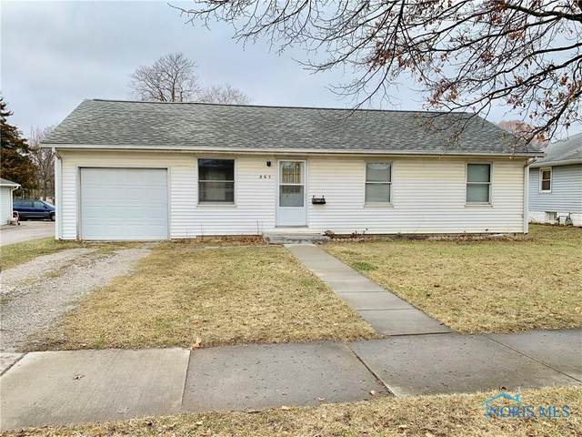 865 E High, Bryan, OH 43506 (MLS #6050078) :: RE/MAX Masters