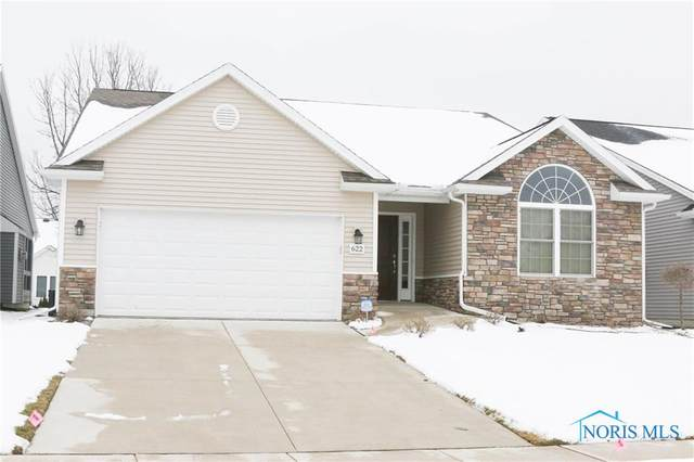 622 Meadowland, Toledo, OH 43615 (MLS #6050359) :: The Kinder Team