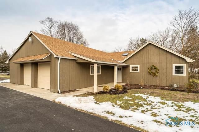 119 Brookside, Swanton, OH 43558 (MLS #6050395) :: The Kinder Team