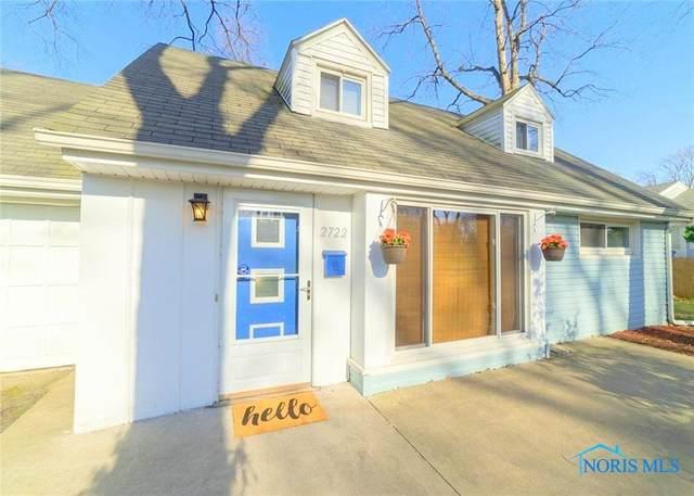 2722 W Rockridge, Toledo, OH 43606 (MLS #6050511) :: The Home2Home Team