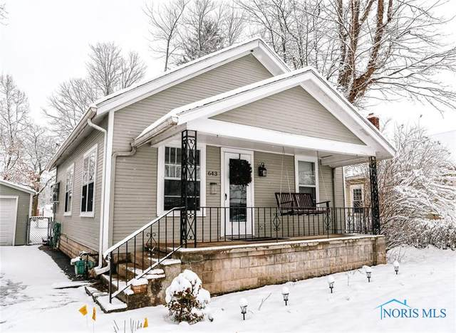 643 Center, Findlay, OH 45840 (MLS #6050530) :: The Home2Home Team