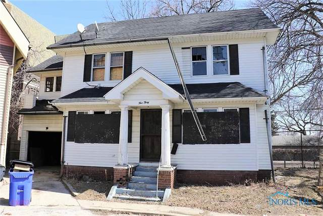 530 Colonial, Toledo, OH 43620 (MLS #6050620) :: RE/MAX Masters