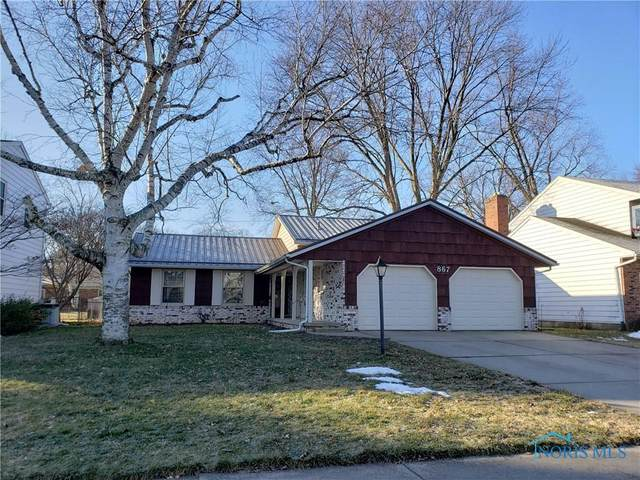 867 Cherry, Waterville, OH 43566 (MLS #6050724) :: Key Realty