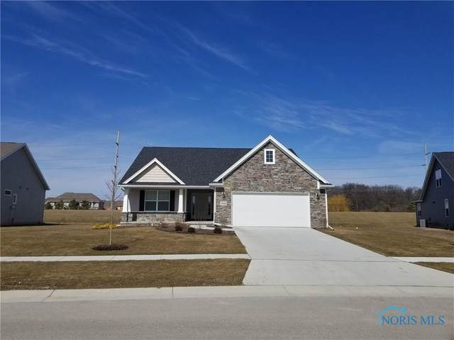 15018 E Sunset Maple, Perrysburg, OH 43551 (MLS #6051637) :: Key Realty