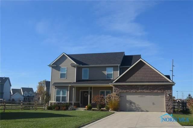 5737 Hawksbridge, Sylvania, OH 43560 (MLS #6051766) :: Key Realty