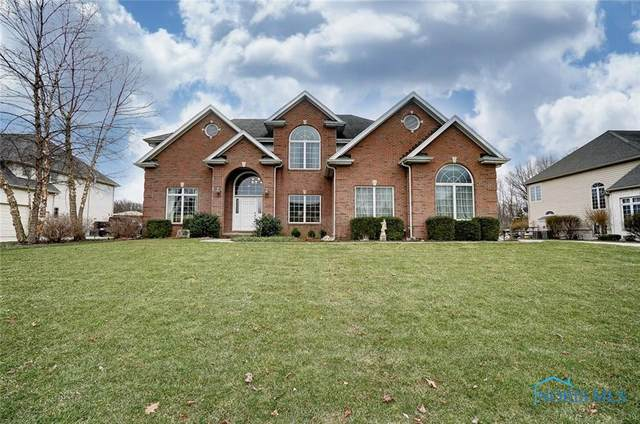 14579 Deerwood, Perrysburg, OH 43551 (MLS #6051966) :: Key Realty