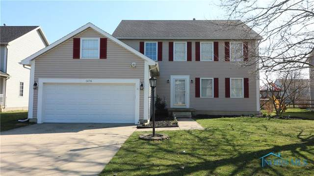 1476 Logan, Perrysburg, OH 43551 (MLS #6052184) :: Key Realty