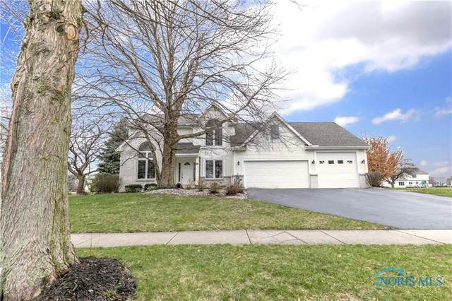 7436 Lock Mill, Maumee, OH 43537 (MLS #6052226) :: H2H Realty