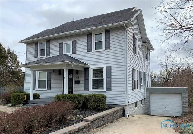 108 W Harrison, Maumee, OH 43537 (MLS #6052238) :: H2H Realty