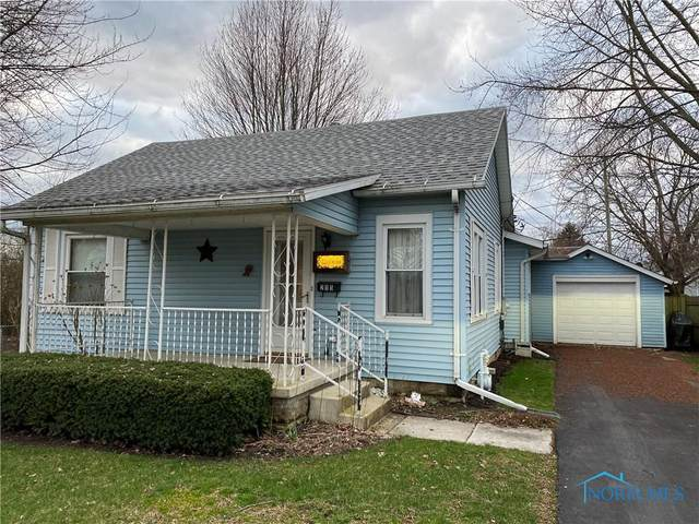 215 Independence, Fostoria, OH 44830 (MLS #6052345) :: H2H Realty