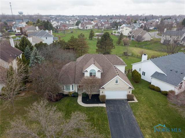 5507 Eagle Trace Dr., Sylvania, OH 43560 (MLS #6052354) :: RE/MAX Masters