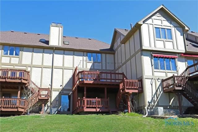 1608 Saddlebrook C, Toledo, OH 43615 (MLS #6052439) :: Key Realty