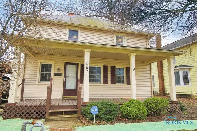 627 South, Findlay, OH 45840 (MLS #6052465) :: The Kinder Team