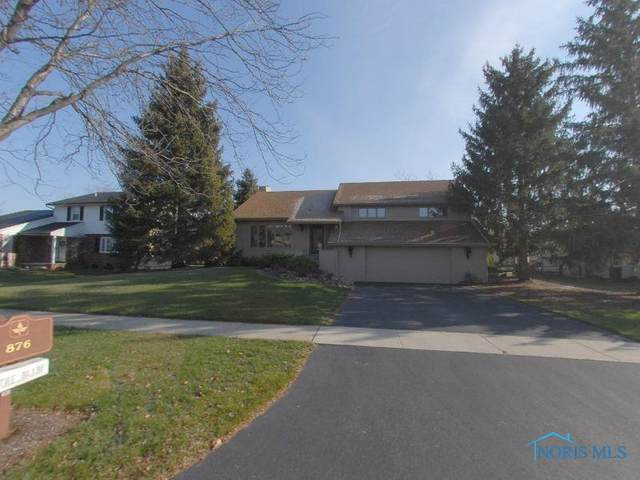876 Bridgeton, Perrysburg, OH 43551 (MLS #6052529) :: Key Realty