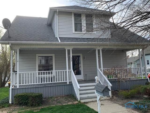 409 S East, Montpelier, OH 43543 (MLS #6052587) :: RE/MAX Masters