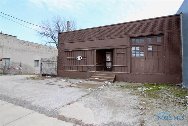 418 Front, Toledo, OH 43605 (MLS #6052718) :: Key Realty