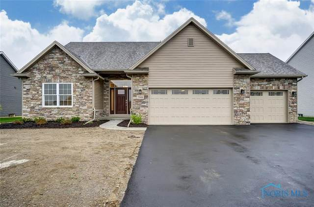 7501 Peppergrass, Maumee, OH 43537 (MLS #6053582) :: Key Realty