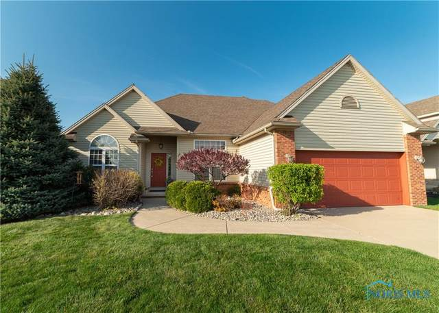 1892 Woods Hole, Perrysburg, OH 43551 (MLS #6053763) :: Key Realty