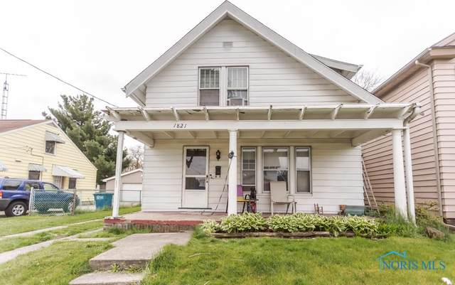 1821 Brame, Toledo, OH 43613 (MLS #6053826) :: Key Realty