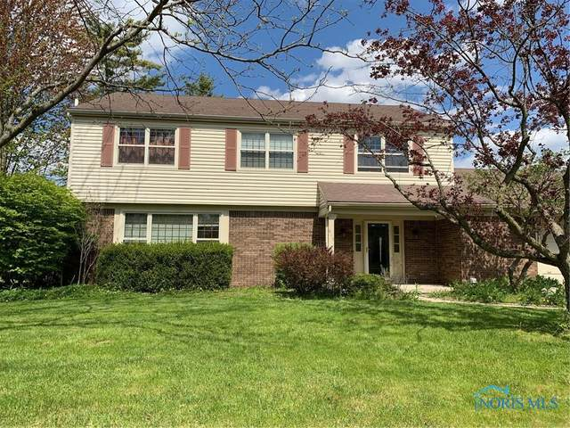 615 Kirkshire, Perrysburg, OH 43551 (MLS #6053882) :: RE/MAX Masters