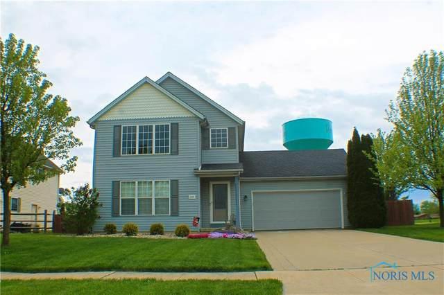 860 Wood Sorrel, Perrysburg, OH 43551 (MLS #6054004) :: Key Realty