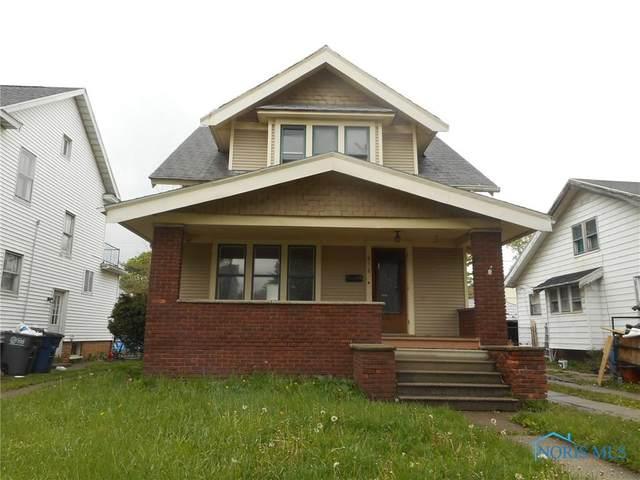 858 Hampton, Toledo, OH 43609 (MLS #6054045) :: RE/MAX Masters