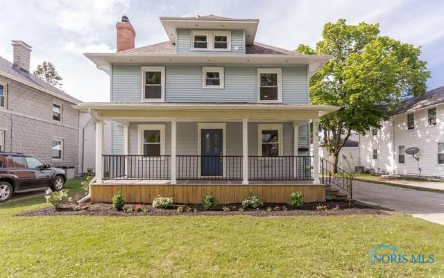 219 E Dudley, Maumee, OH 43537 (MLS #6054058) :: Key Realty