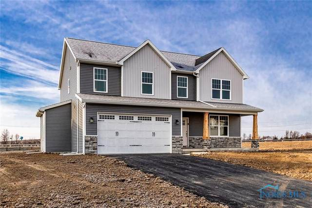 11037 Bay Trace, Perrysburg, OH 43551 (MLS #6054165) :: RE/MAX Masters