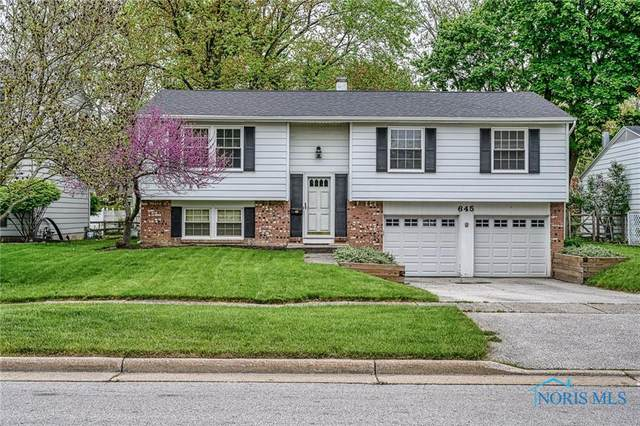 645 Brahier, Maumee, OH 43537 (MLS #6054205) :: The Kinder Team