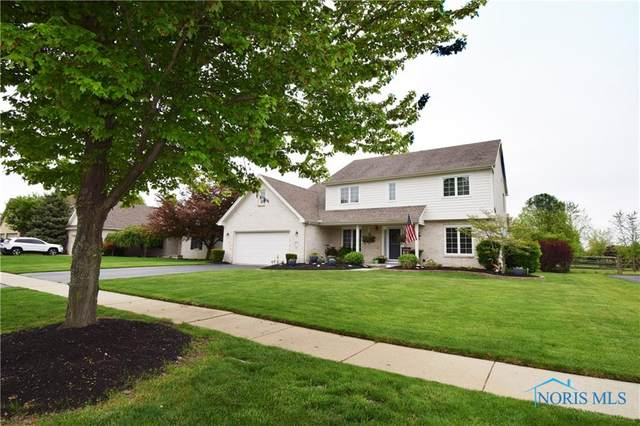 4811 Cabriolet, Maumee, OH 43537 (MLS #6054274) :: RE/MAX Masters