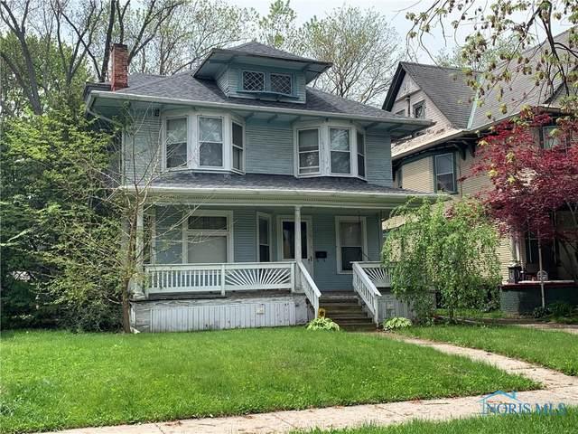 2057 Glenwood, Toledo, OH 43620 (MLS #6054373) :: RE/MAX Masters