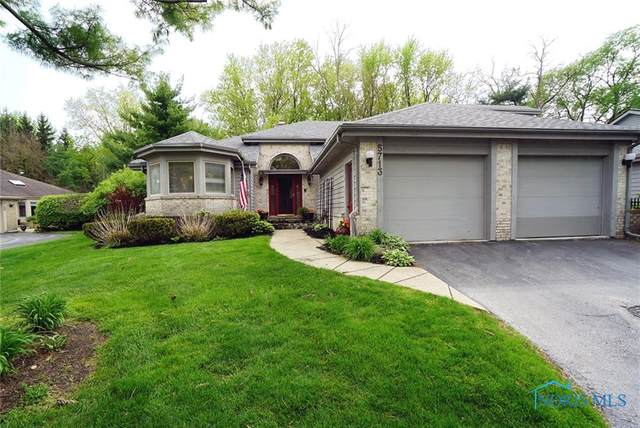 5713 Corey Cove #5713, Sylvania, OH 43560 (MLS #6054375) :: The Kinder Team